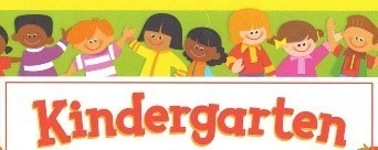 Kindergarten Registration for 2020-2021 School Year